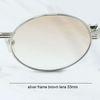 Gümüş kahverengi 53mm