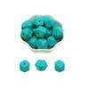 100pcs Turquoise
