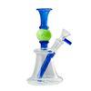 Синий Бонг с чашей