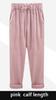 Pink Calf Length
