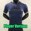 Jogador Italia 2122 Gk azul escuro