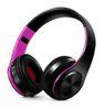 Черный / фиолетовый