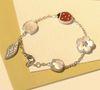 Ladybug3 Bilezik-Gümüş