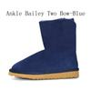 Caviglia Bailey Due Bow-Blue