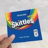 Saco de Skittles Azul