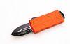 Orange handle / black blade