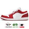 B49 Low Gym Red 36-46
