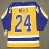 24 Jay Wells 1985 gelb
