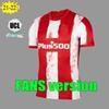 FANS 2021-22 Chemises à domicile + Patch UCL