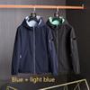 Blu + blu chiaro