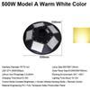 500W Model A Warm White Color