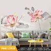 Pink Lotus-XL
