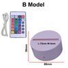 ABD Stok 3D Baz Model B