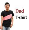 Papa T-Shirt schwarz