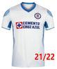 Cruz Azul weg