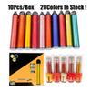 Mixed Colors 10Pcs A Box