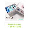 8 ГБ Зеленая камера