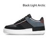 Luz negra ártica
