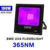 100W UV-365NM 85V-265V Floodlight