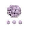 100pcs roxo do Lilac