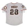 28 Buster Posey.
