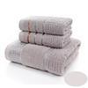 3 asciugamani grigi