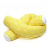 Yellow Bed Bumper