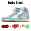 # 14 Турбо зеленый 36-47