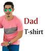 Papa T-Shirt Rosa