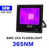 50W UV-365NM 85V-265V Floodlight