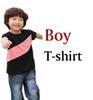 Junge T-Shirt schwarz