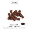Renk: Kahve-180grit