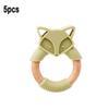 Fox Mostarda Verde