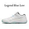 11s leyenda azul baja