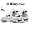 4s militar-preto