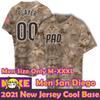 Jersey de hombres de base fresca personalizada