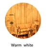 Branco Quente-220V Plug-3mx3m 300LEDs UE