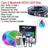 IP20 블루투스 제어 -16.4ft LED 스트립