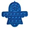 13.5 * 13.5 cm Blue Colour Ghost