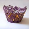 Color: mariposa púrpura