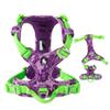 Verde púrpura