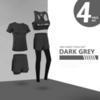4pcs-darkgrey