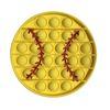 Желтый бейсбол