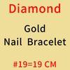 Nagel - # 19 Gold Diamond
