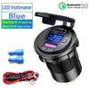 Voltmeter-blue-line