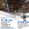 96PCS 144W TUBE+4PCS 100W Radar Sensor
