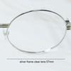 Gümüş Temizle 57mm