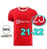 21 22 Home + UCL