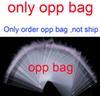 Saco de OPP (não calcinha)