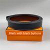 Pulsante nero + Banda nera